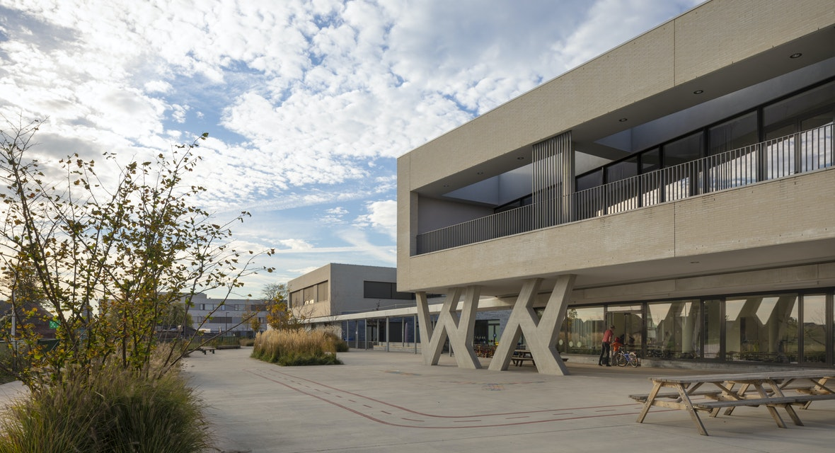 Bekkering Adams architects FTO DS School Campus Peer 1292181016