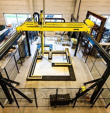 3D-betonprinten: ambities en potenties