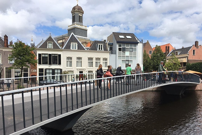 Catharinabrug in gebruik