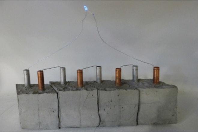 Making cc beton batterij eindproduct 660x440