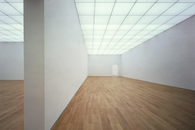 HD kunstmuseum interieur