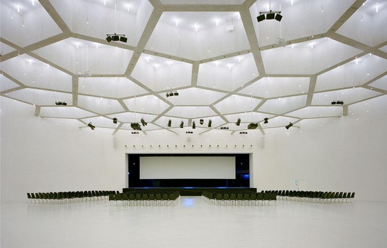 Degelo 47 Congresgebouw Davos