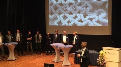 Symposium 3D-betonprinten, juni 2018