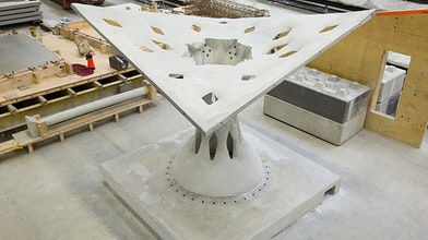 Experimenteel beton