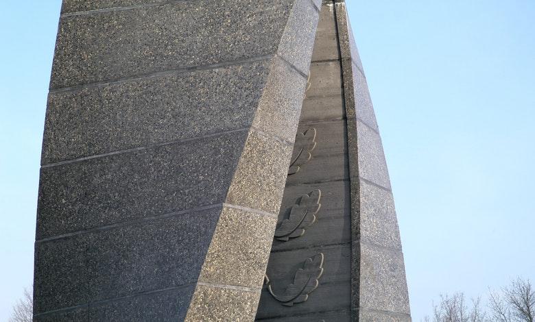Kunstwerk oirschot 3 D sculptuur