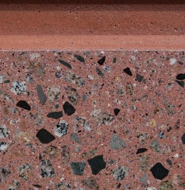 Sfeerbeeld: natuur - bewerkt als natuursteen