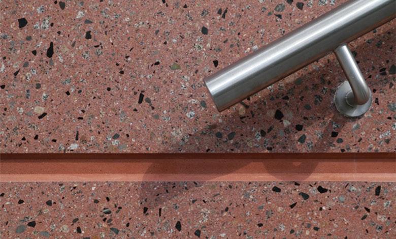 Techniek prefab Gepolijst betonoppervlak