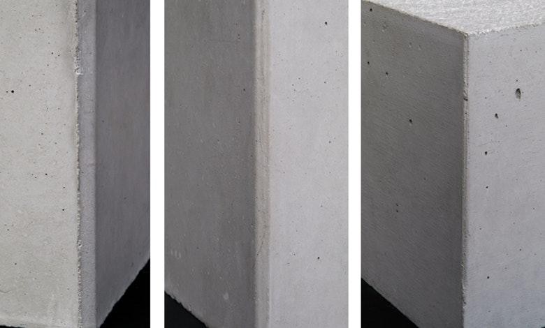 Techniek prefab betonhoeken