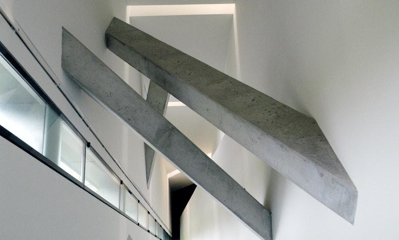 Joods museum ruimtelijk