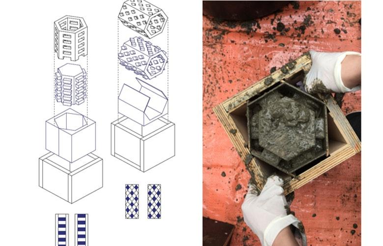 Making hex model i 660x440