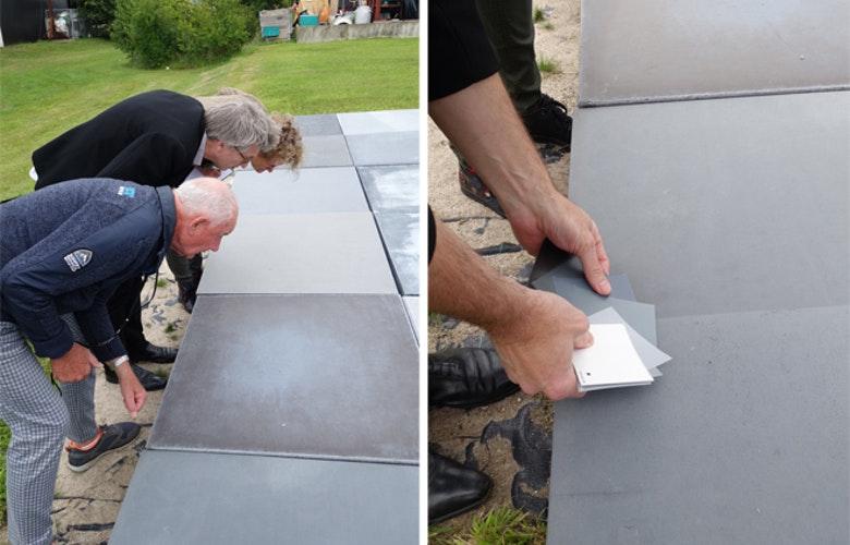 Zwart beton jury 2
