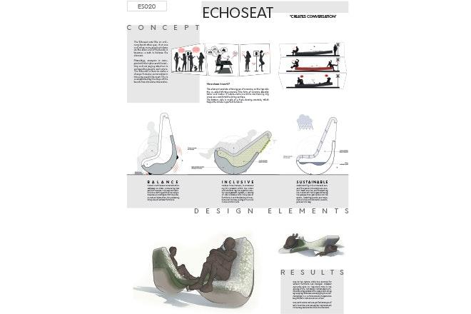 ES020 Echoseat