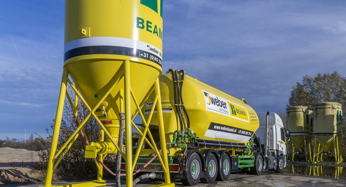 Weber Beamix SGWB siloshoot 233