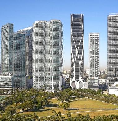 Glasvezelversterkt beton als bekisting voor complexe vormen