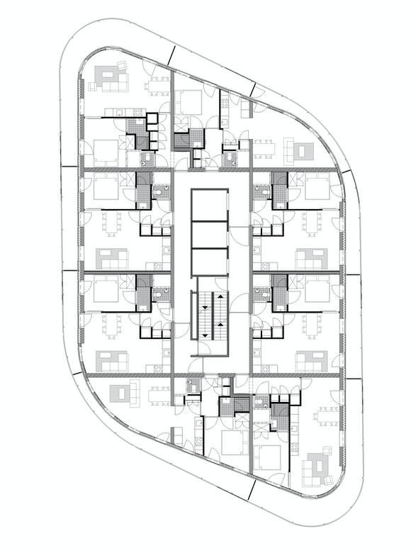 Amsteltoren afb3 tekening