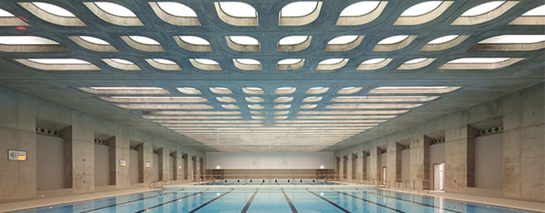 Aquatics centre londen 01