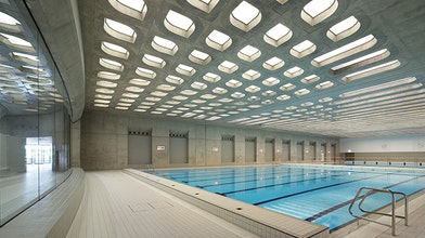 Aquatics Centre, Londen