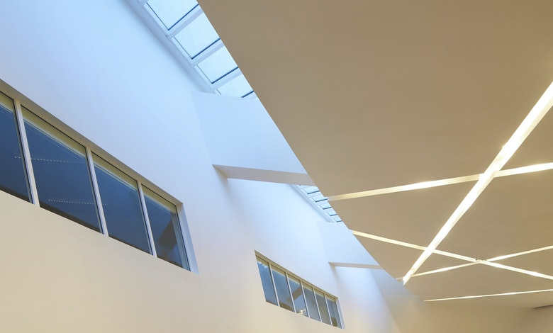 Studio Daniel Libeskind Centre de Congres Hufton Crow 005