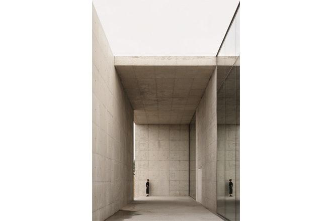 21 Crematorium Siesegem KAAN Architecten Simone Bossi