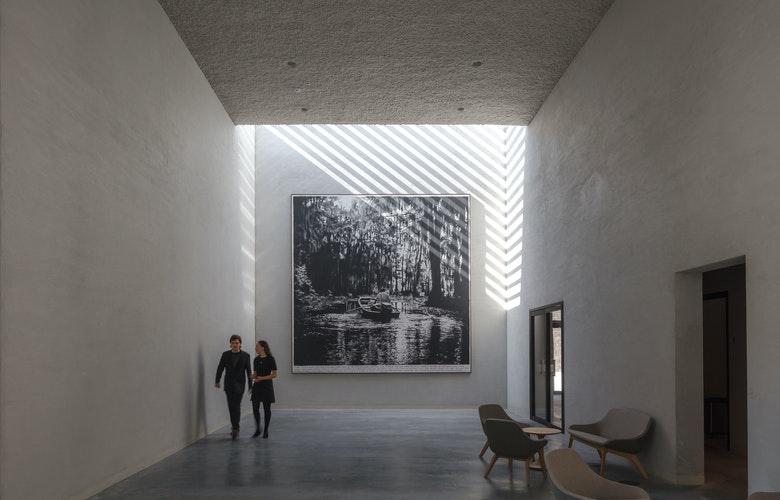 Foto 2 6 Crematorium Siesegem KAAN Architecten Sebastian van Damme