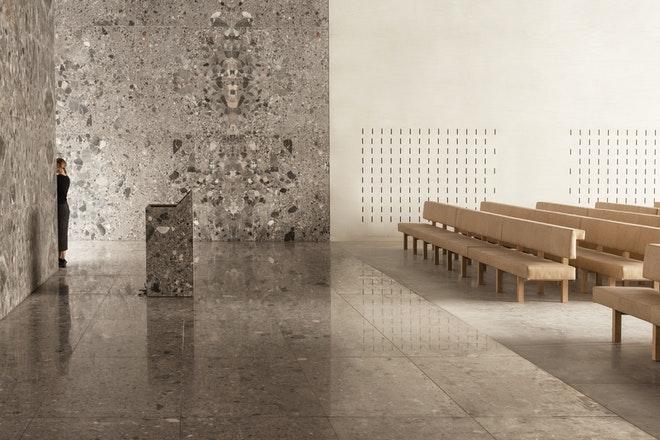 Foto 5 17 Crematorium Siesegem KAAN Architecten Simone Bossi