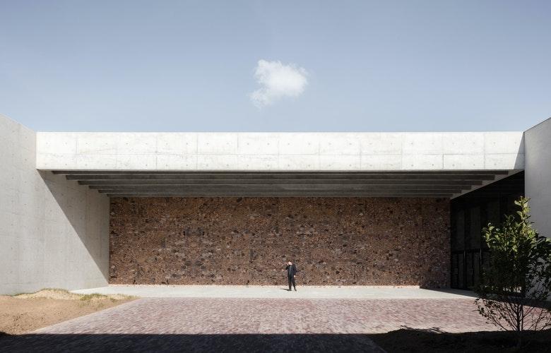 Foto 6 4 Crematorium Siesegem KAAN Architecten Sebastian van Damme