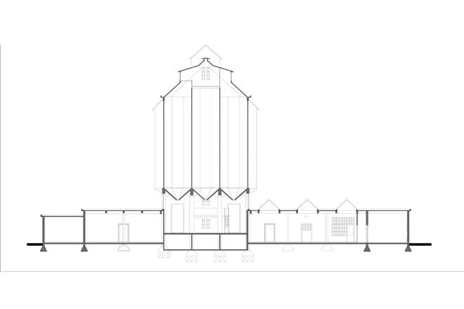 Doorsnede zwarte silo bew 660x440