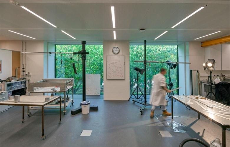 ESL laboratoriumruimte