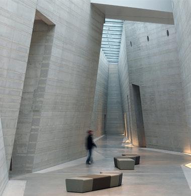 Ontdekkingsreis in beton