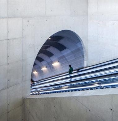 Ondergronds beton