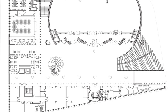 Floorplan level 1 ref A