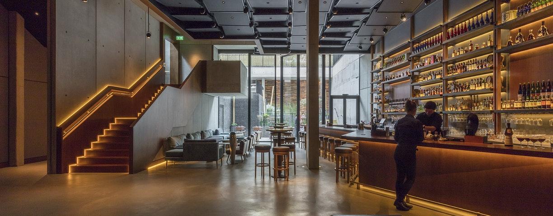 Nobu Hotel restaurant bar
