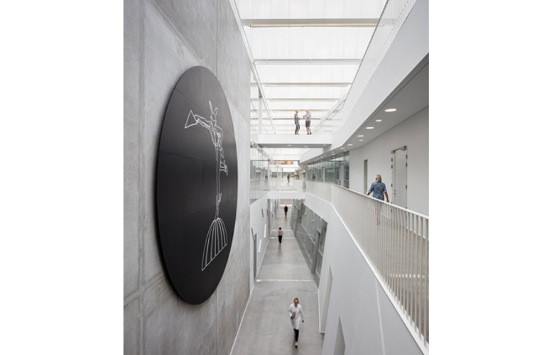 The Technical Faculty SDUFO154 CF Moller Architects photo Adam Moerk