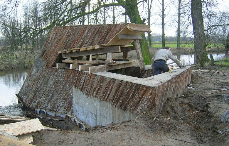 Studio Frank Havermans TORXD 2009 ontmantelen