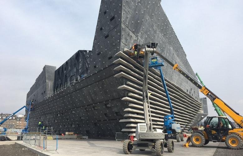 Techcrete dundee VA panels