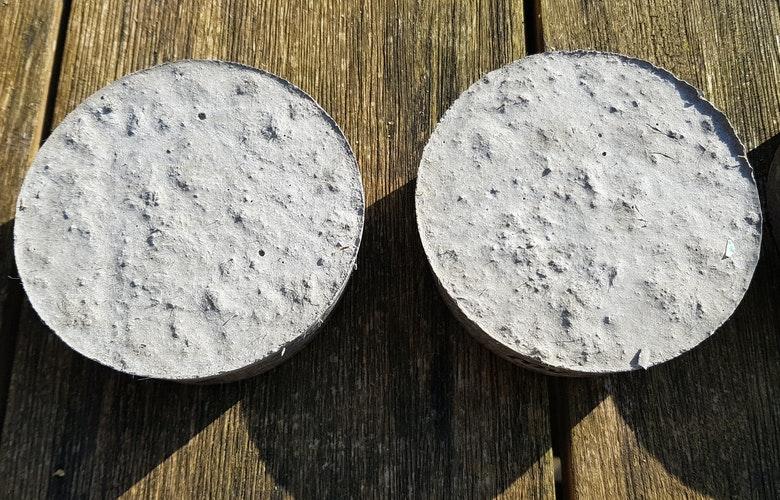 Uitgehard Bio receptief beton Respyre
