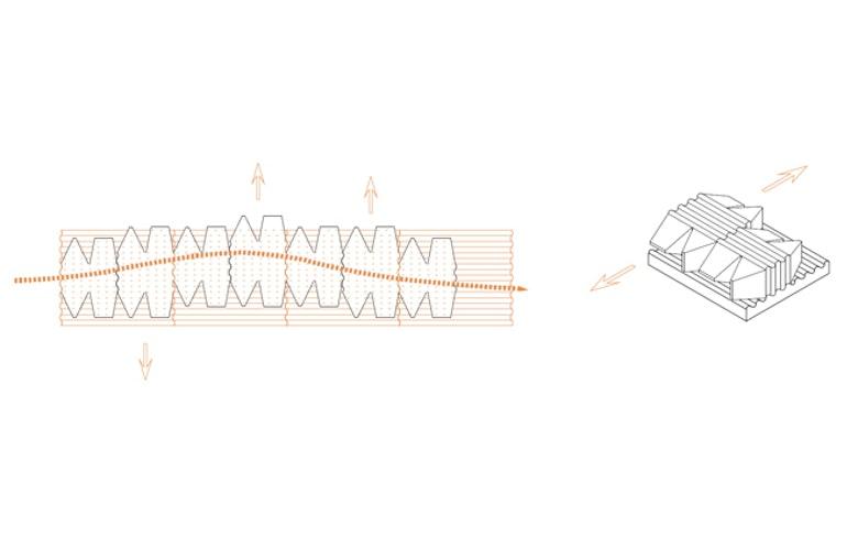 9 modular noise barrier block