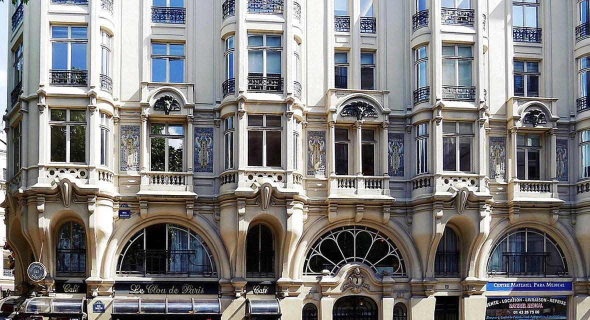 1012px P1020532 Paris VI Rue Danton n 1 rwk