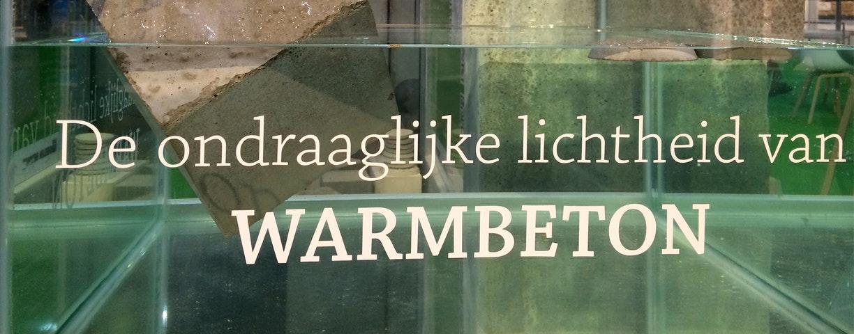 Warmbeton